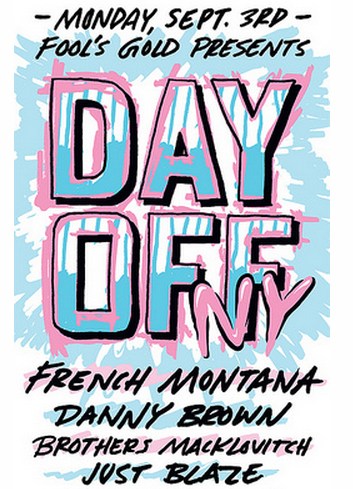 MissInfo.tv » Send Off Summer at @Atrak's 'Fool's Gold Day ...