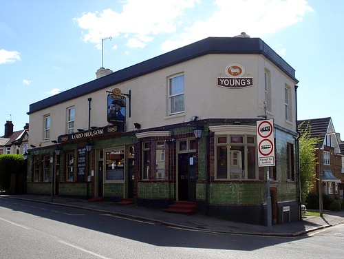 Lord Nelson, Sutton, London SM1