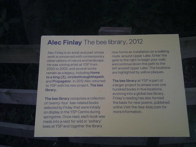 Header of Alec Finlay
