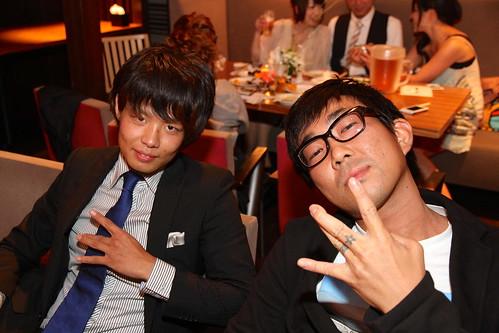 Ayumu&Hidemi Wedding Party