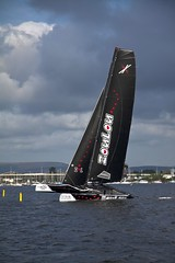 Extreme Sailing Series Sept 1st 2012