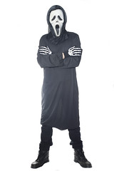 clothing, sleeve, outerwear, hood, costume, adult,