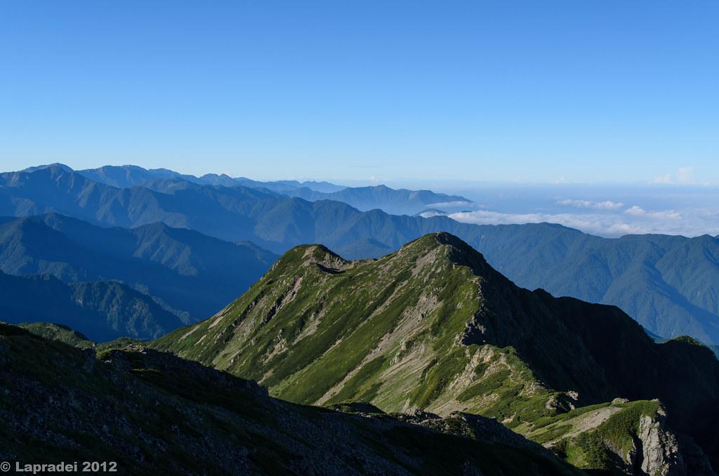 大仙丈ヶ岳