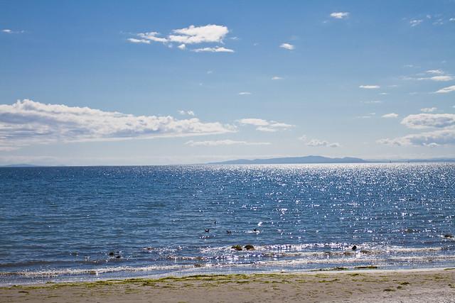 Sunny Beach in White Rock BC-056