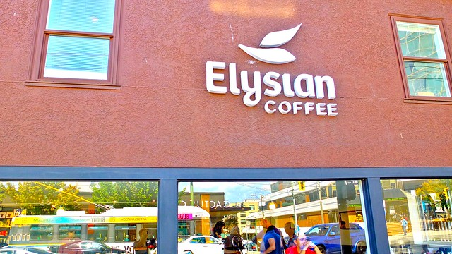 Elysian Coffee | West Broadway, Vancouver