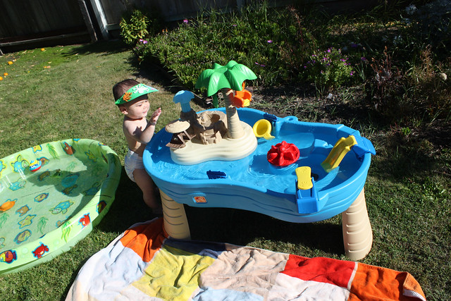 New Water Activity Table