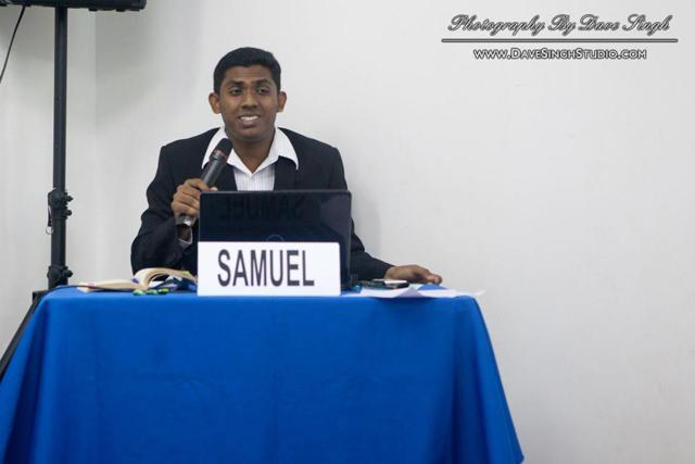 Samuel Nesan