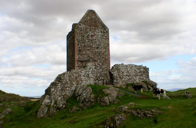Smailholm Tower, Borders Region