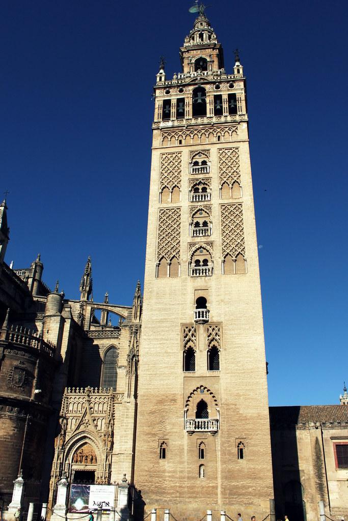 Bienvenidos a Sevilla!