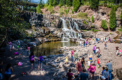 Madhouse at Gooseberry Falls State Park