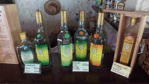 Koh Samui Magic Alambic サムイ産ラム酒 (9)