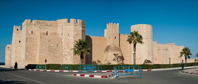 Túnez - Mausoleo de Habib Burguiba