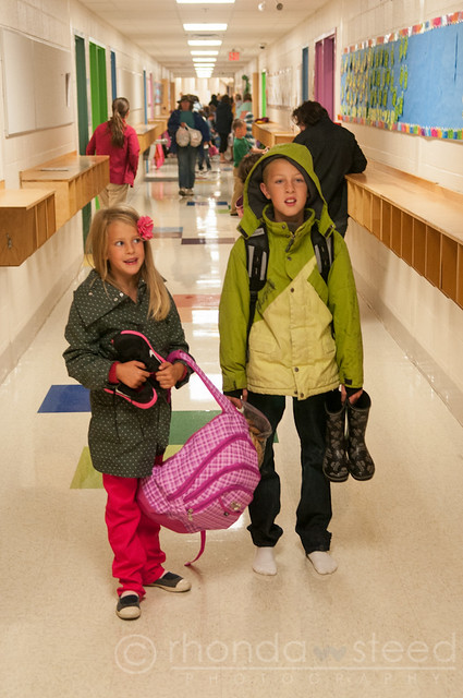 Our Year In Photos: Back to School