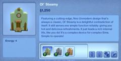 Ol' Steamy
