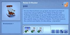 Relax-o-Rocker