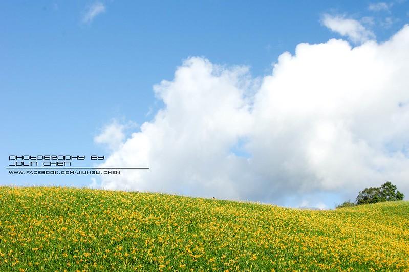 六十石山來一張...XP桌面開花有看過嗎?