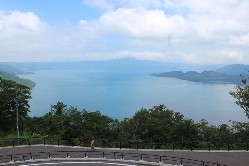 発荷峠からの十和田湖 その2