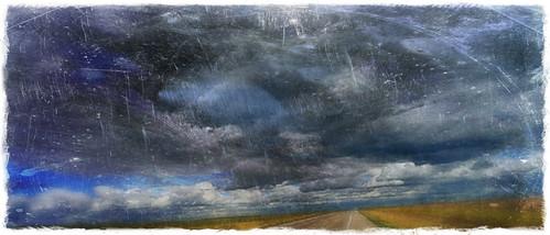 Stormy sky edit