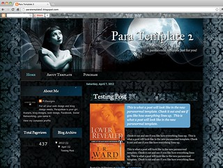 7960512926 b54c79f4dc n Dark & Paranormal Templates Book Blogger Design