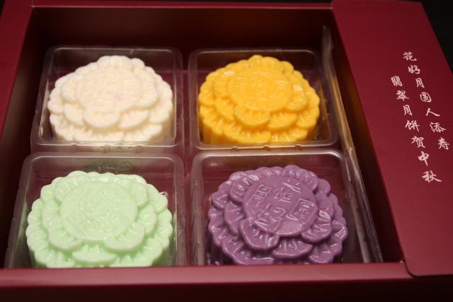 Mooncakes 2012