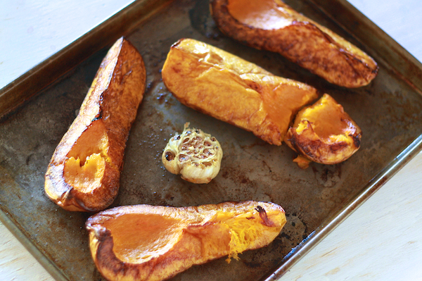 Roasted Butternut Squash Soup 10
