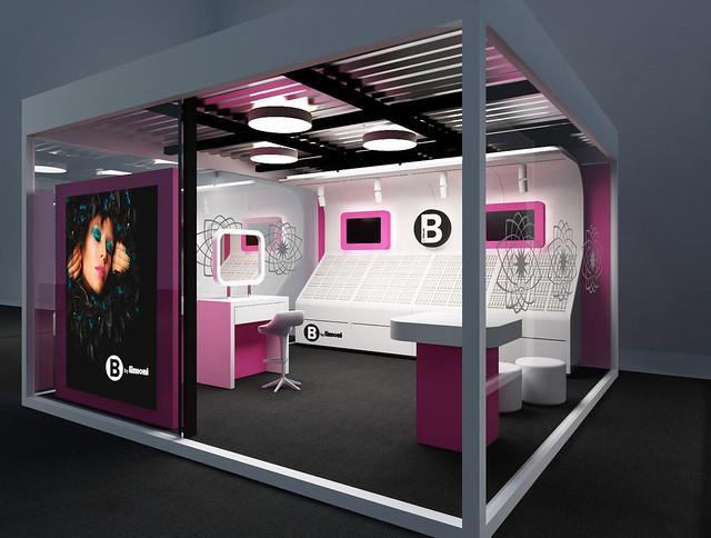 Rendering Beauty Box B by Limoni - via Mercanti dal 19 al 25 settembre 2012