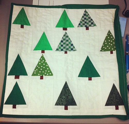 Tree Pillow Sham