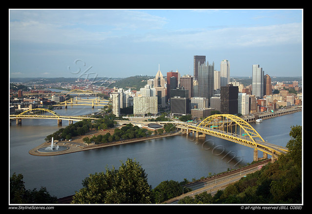 where the three rivers meet in pittsburgh