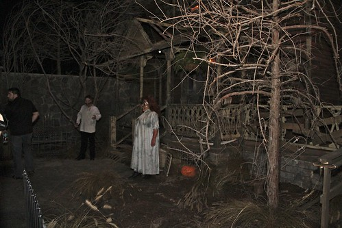 Inside The 39 Dead End 39 Haunted House As Universal Puts A