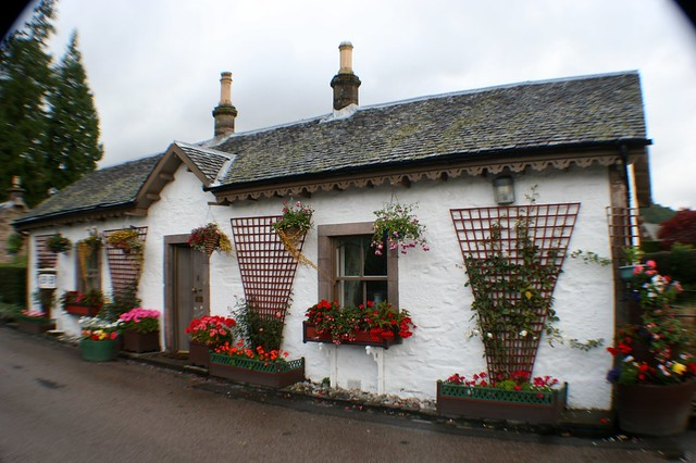Quaint House, Luss