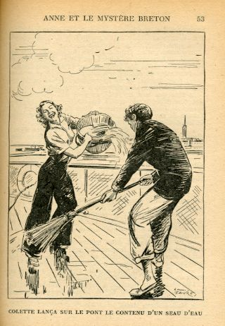 Anne et le mystère breton, by Georges G.-TOUDOUZE -image-50-150