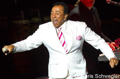 Smokey Robinson With The Detroit Symphony Orchestra - 09-15-12 - DTE Energy Music Theatre, Clarkston, MI