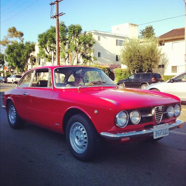 1969 Alfa Romeo GTV Project