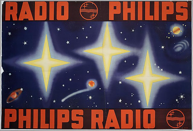Philips Radio. 1930