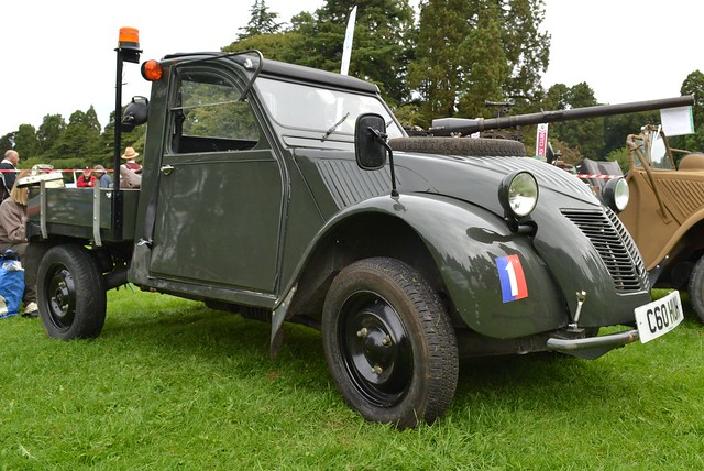 citroen 2cv pick up truck flickr photo sharing. Black Bedroom Furniture Sets. Home Design Ideas