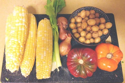 corn chowder 2