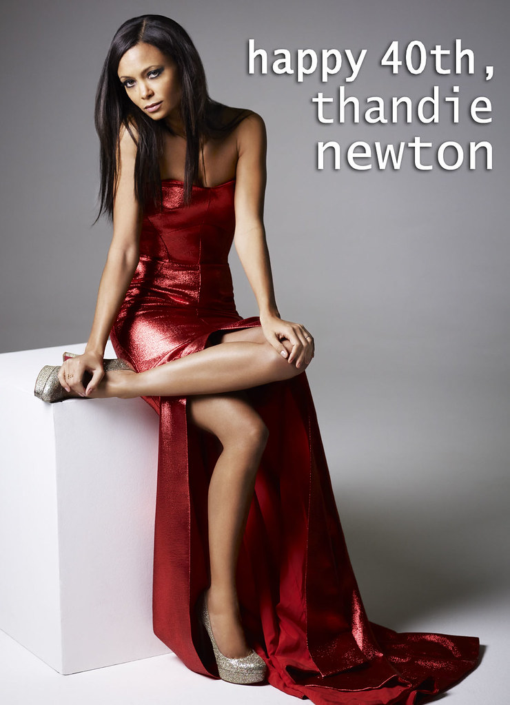 Happy 40th - Thandie Newton