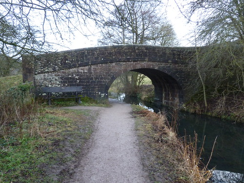 Cromford Wharf to High Peak Junction and back