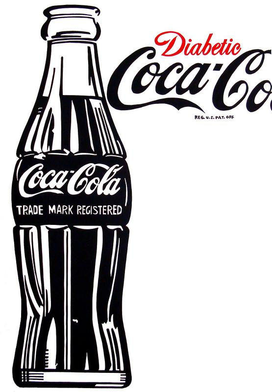 Coca Cola Bottle (after Warhol)