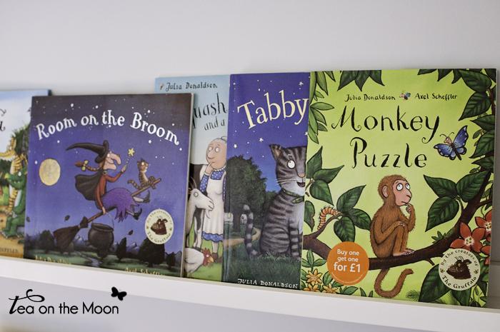 Julia Donaldson libros books