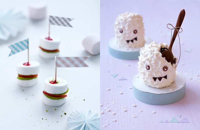 cake toppers halloween washi tape