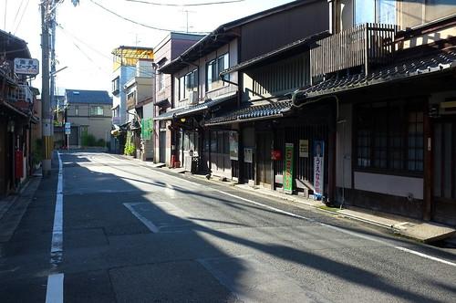 2012夏日大作戰 - 京都 - サンセットインの近くに (17)