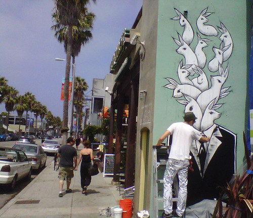 Max Neutra on Abbot Kinney
