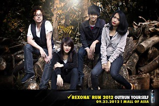rexona run 2012 band performers