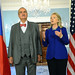 Secretary Clinton Meets With Czech Republic Foreign Minister Schwarzenberg