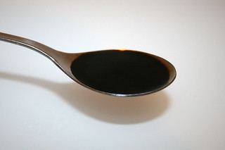 07 - Zutat Sojasauce / Ingredient soy sauce