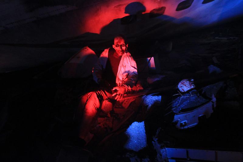 Universal's Halloween Horror Nights - Terror Tram