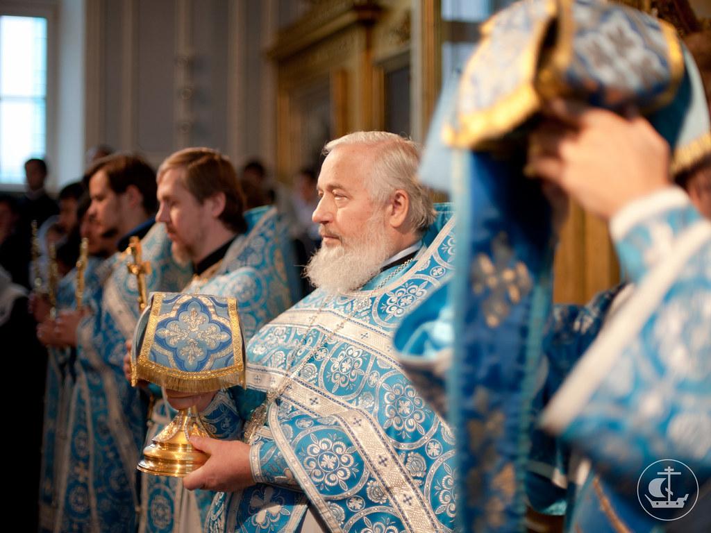 22-23 сентября 2012, Неделя 16-я по Пятидесятнице, перед Воздвижением