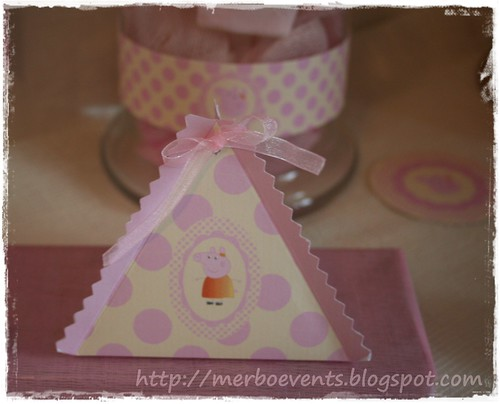 cajita Merbo Events Kit Peppa Pig