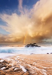 Rainbow @ Preist's Cove